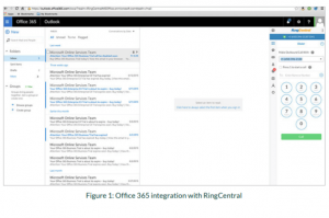 Office365 at RingCentral