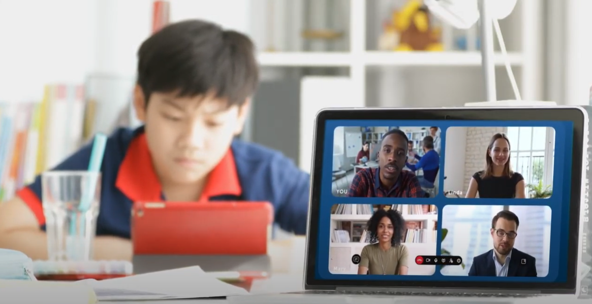 Mitel Video Hybrid Work