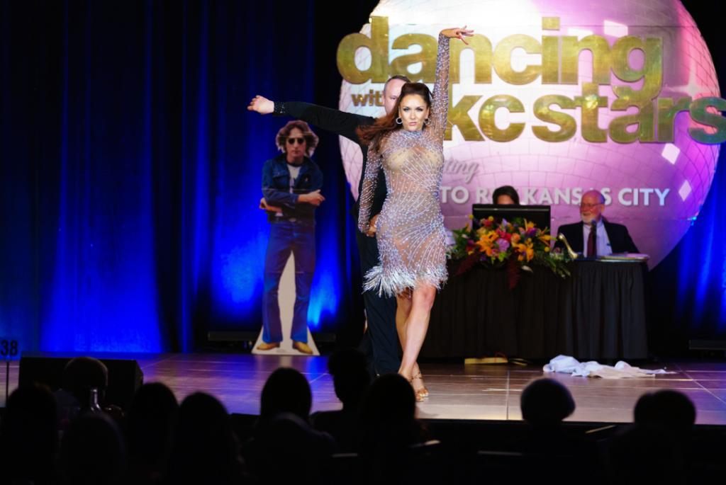Julie Towner Dancing